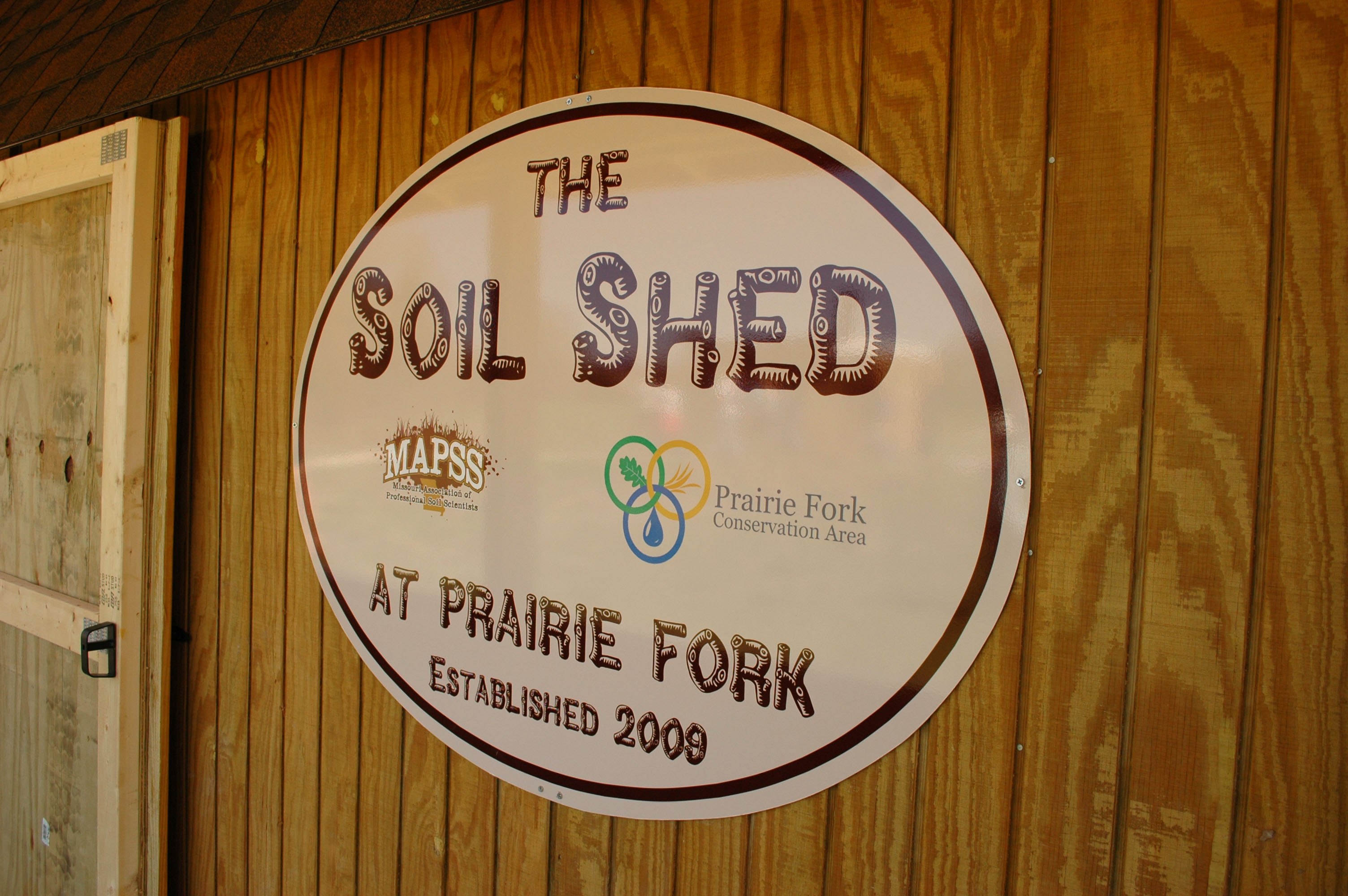 The Soil Shed